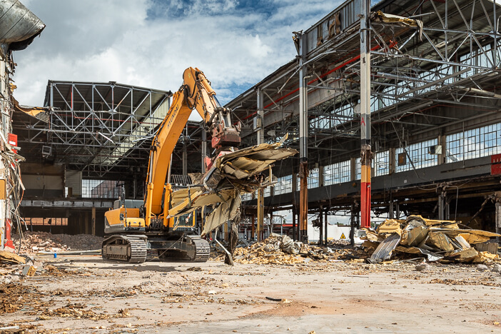 Professional Industrial Demolition Sydney